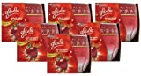 6x Glade Spiced Apple & Cinnamon Limited Edition Scented Candle 120g - 30 Hours