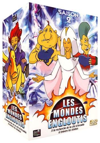 Les Mondes Engloutis - (Coffret  Intégral Vol 2)