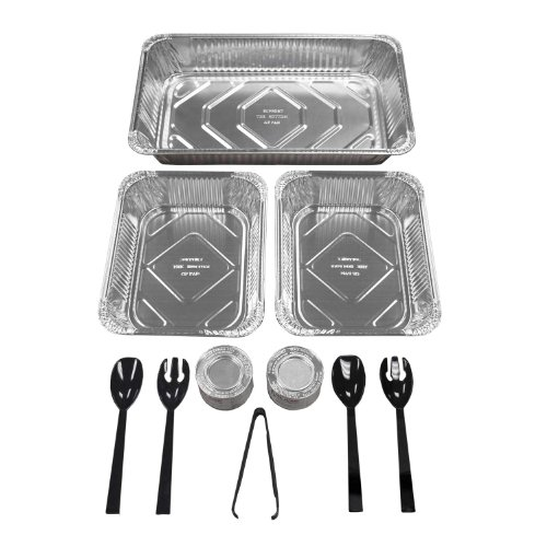 Party Essentials Buffet Party Banquet Serving Set Refill Kit