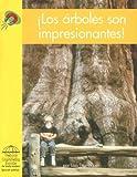 Los Arboles Son Impresionantes (Yellow Umbrella Books: Science Spanish) (Spanish Edition)