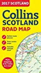 2017 Collins Map of Scotland