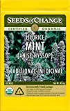 Seeds of Change S10700 Certified Organic Anise Hyssop