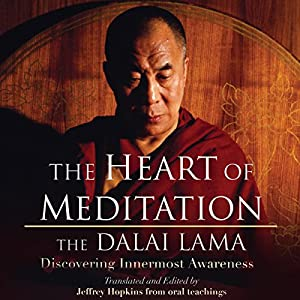 The Heart of Meditation Audiobook