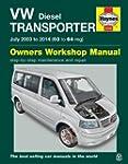 VW Transporter (T5) Diesel Owner's Wo...