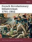 French Revolutionary Infantryman 1791...