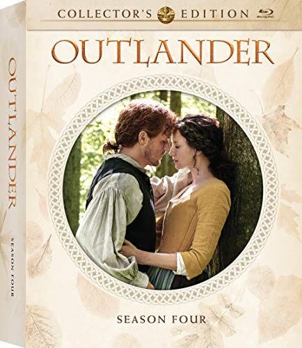 Blu-ray : Outlander: Season Four Collector's Edition (5 Discos)
