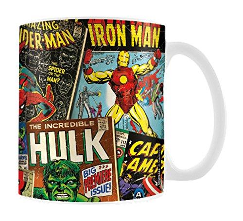 Pyramid International Marvel Comics Tazza Mug