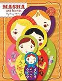 Masha and Friends: 15 Matryoshka Notecards