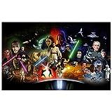Poster4U Star Wars Poster (Print, 12 Inch X 18 Inch, PX732)