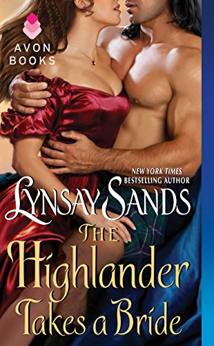 The Highlander Takes a Bride cover