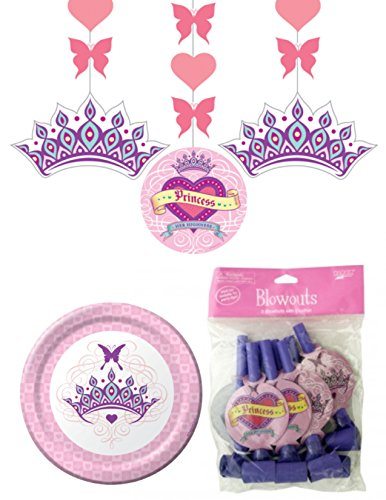 Her Highness 3 Item Bundle - Hanging Cut Outs, 6.75