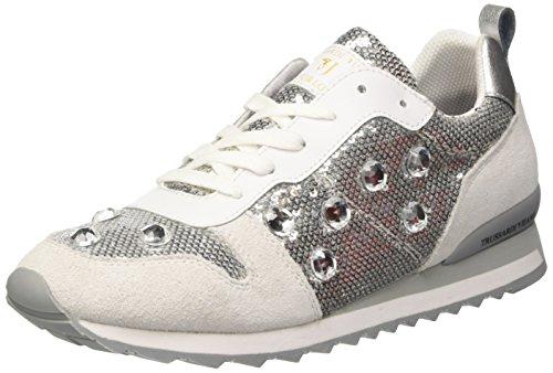 trussardi-jeans-by-trussardi-womens-79s21451-flatform-pumps-silver-size-7