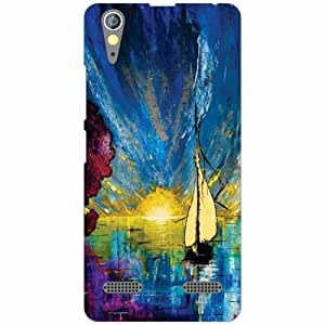 Printland Phone Cover For Lenovo A6000
