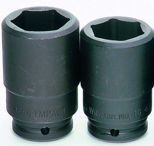 Williams 16-660 Deep Impact Socket, 1-7/8-Inch