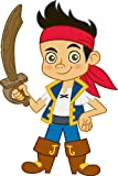 RoomMates RMK1793GM Disney Jake and the Neverland Pirates Peel and Stick Giant Wall Decal