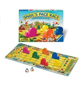 Ravensburger Snails Pace Race - Children's Game