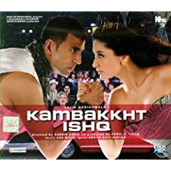 Kambakht Ishq (2009) Soundtrack OST MP3 Free Preview & Download