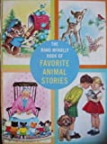 img - for The Rand McNally Book of Favorite Animal Stories book / textbook / text book