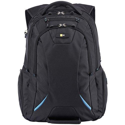 """Case Logic Bebp-115 Carrying Case (Backpack) For 15.6"""" Notebook, Tablet, Ipad - Black"""