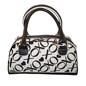 XOXO EXPRESSION SATCHEL HANDBAG