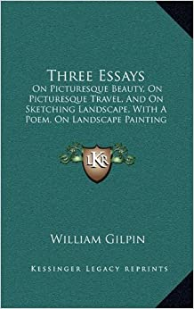 essay on the picturesque