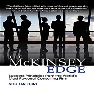 The McKinsey Edge Hörbuch