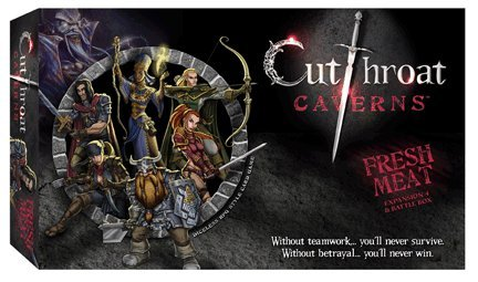 Fresh Meat Cutthroat Caverns Big Discount