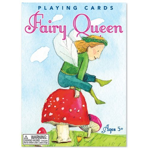 Eeboo Fairy Queen Playing Cards