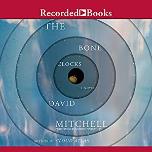 The Bone Clocks Audiobook