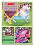 Melissa and Doug My Horse Clover Magnetic Dress Up