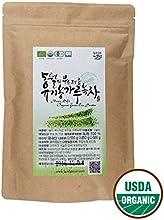 100 Pure Organic Matcha Green Tea Powder 200g May Young Leaf USDA EU JAS