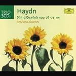 Joseph Haydn: String Quartets opp. 76...