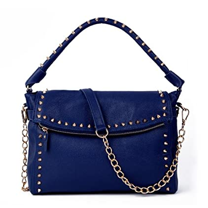 Blue Over The Shoulder Bag 46