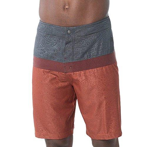 (プラーナ) prAna メンズ ハイキング ハーフパンツ UPF30+ Montericco Shorts 並行輸入品