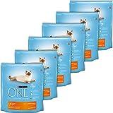 Purina One Chat Croquettes pour chat adulte Light Poulet & Blé 1,5 kg - Lot de 6 (9 kg)