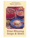 img - for The Country Cooking Recipe Collection Prize-Winning Soups & Stews book / textbook / text book