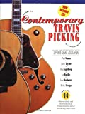 The Art of Contemporary Travis Picking: How to Play Alternating-Bass Fingerpicking Style (Guitar Books)
