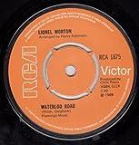 Lionel Morton Waterloo Road