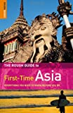 The Rough Guide First-Time Asia 5 (Rough Guide to First-Time Asia) by Lesley Reader