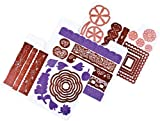 ArtBin 6979AB Magnetic Die Sheets, 3-Pack, Crafts Direct