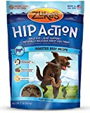 Zukes Hip Action Dog Treats, Roasted Beef Recipe, 16-Ounce