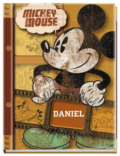 Disney Retro Mickey Diary