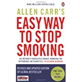 Allen Carr's Easy Way to Stop Smoking: Be a Happy Non-smoker for the Rest of Your Lifeby Allen Carr