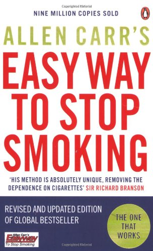 Book cover: Allen Carrs Easy Way To Stop Smoking