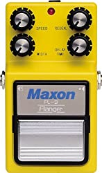 Maxon 9-Series Analog Flanger from Godlyke Distributing