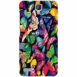 Redmi Note Prime Back cover - Butterfly Designer Cases