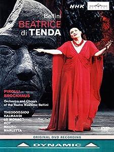 Bellini: Beatrice Di Tenda [Michele Kalandi, Dimitra Theodossiou, José Maria Lo Monaco] [Dynamic: 33675] [DVD] [NTSC] [2000]
