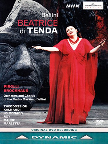 Bellini: Beatrice di Tenda (2010) [DVD]