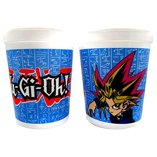 Yu-Gi-Oh! Reusable Keepsake Cups (2ct)