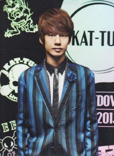 クリアファイル ★★ 中丸雄一 「KAT-TUN COUNTDOWN LIVE 2013」